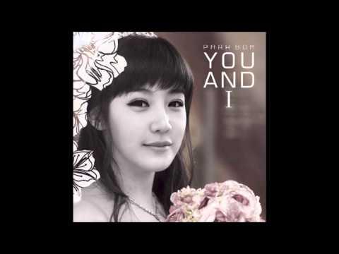 [Instrumental] Park Bom 박봄- You and I (Acoustic guitar instrumental ver.)
