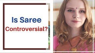 Video Saree controversy:Does your country favour a religion? Karolina Goswami download MP3, 3GP, MP4, WEBM, AVI, FLV November 2017