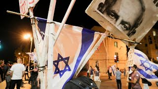 New Israeli coalition government poised to end Netanyahu's reign
