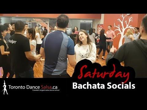 TDS Saturday Bachata Socials with Fernando