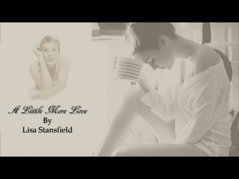 Lisa Stansfield - A LIttle More Love [Real Love]