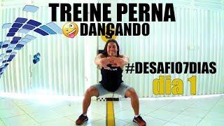 Baixar TREINE PERNAS E PERCA CALORIAS Dançando | #Desafio1Semana Parte 1 | Irtylo Santos