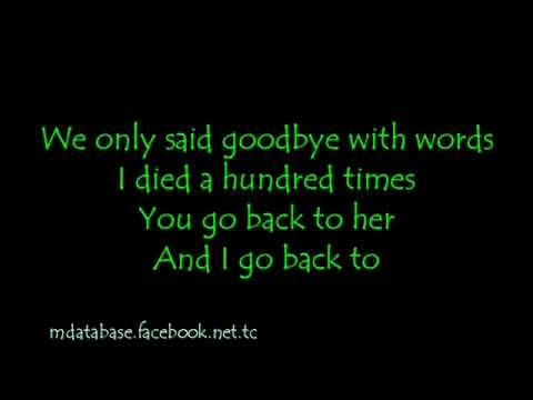 Amy Winehouse - Back To Black (download link & lyrics) [Original Version HQ/HD]
