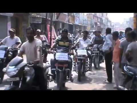 Voters Awarness Rally SVEEP Bettiah West Champaran 5th June 2015-3