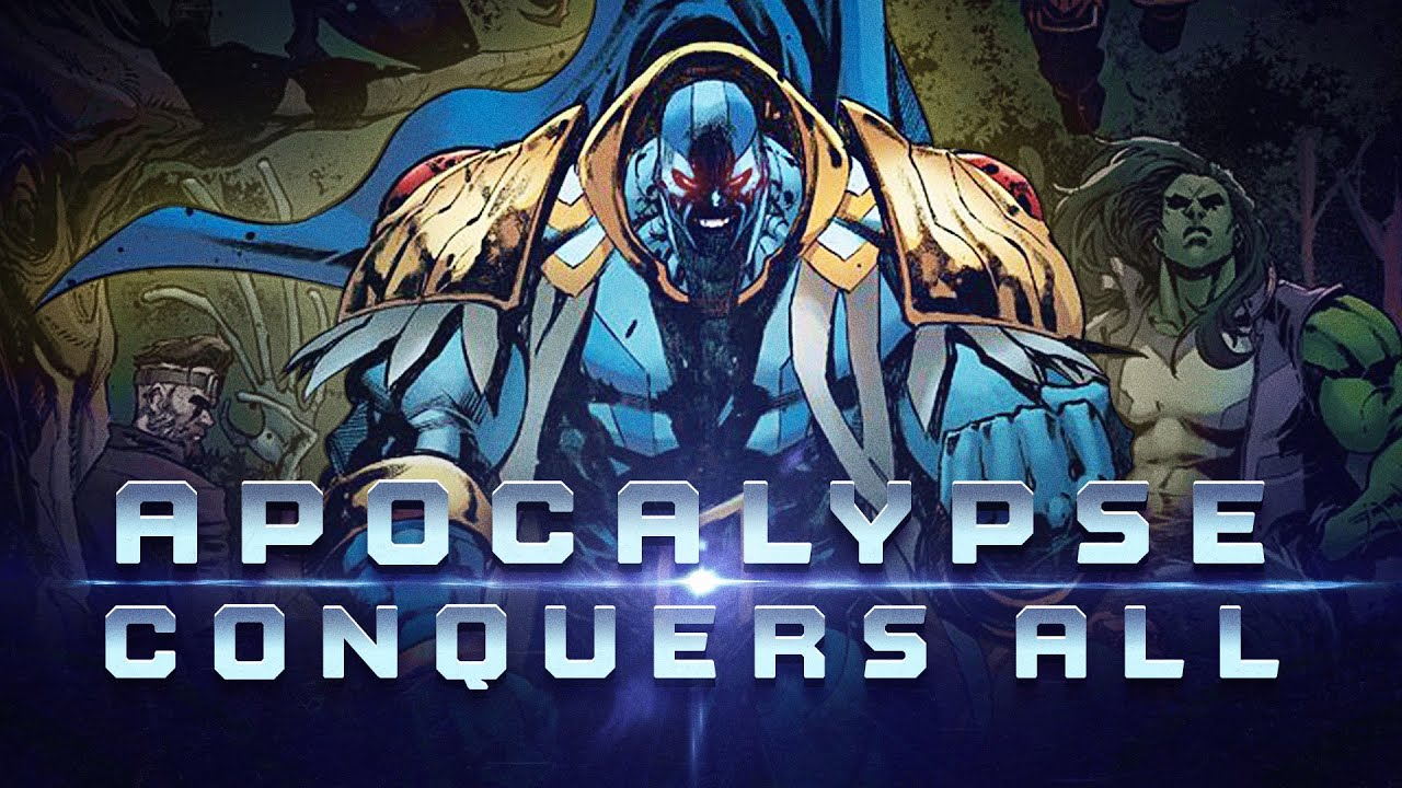 Apocalypse Takes Over The Marvel Universe