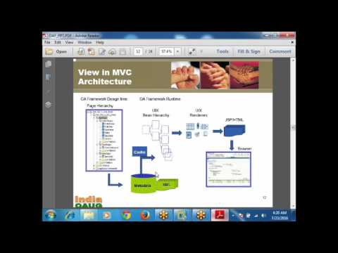 Oracle Apps With OAF