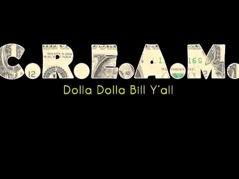 Biggie Smalls - C.R.E.A.M