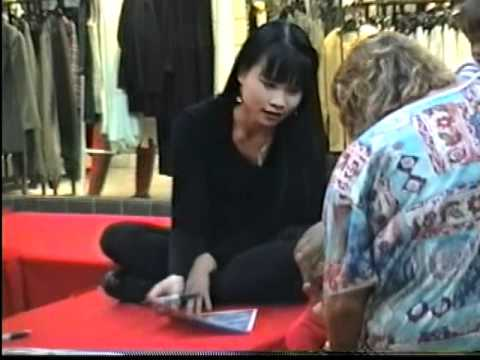thuy trang a k a trini autograph session 1994 the. Black Bedroom Furniture Sets. Home Design Ideas