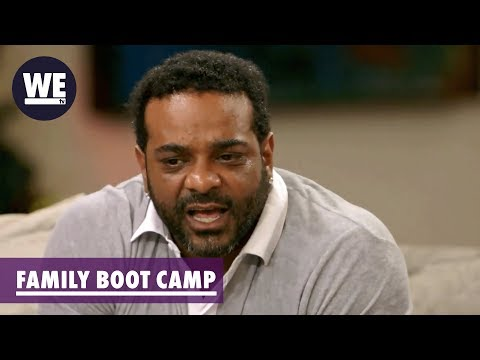 Jim Jones Faces His Own Words  Marriage Boot Camp: Family Edition  WE tv