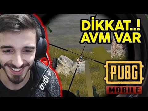 AWM ' YE KAFA ATAN ADAM!! - PUBG Mobile