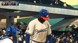 THE SAME PITCHER - (PS4) MLB 14: The Show - Jackie Robinson: Road to the Show - Episode 8