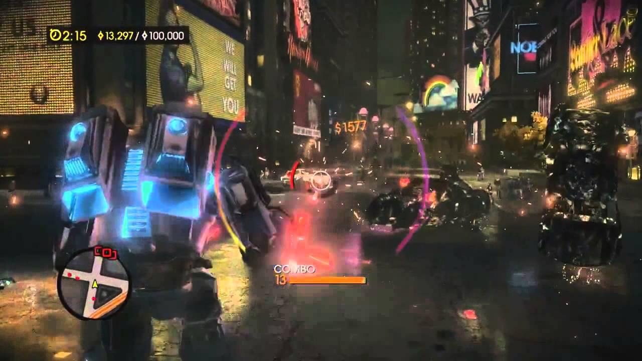 Saints Row 4 - Gameplay Walkthrough - YouTube