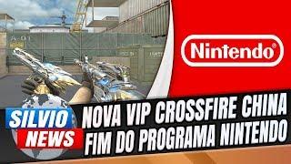 NOVA VIP do Crossfire   FIM do Programa da Nintendo   PUBG Melhor Jogo do Ano - SILVIO NEWS T1-E5