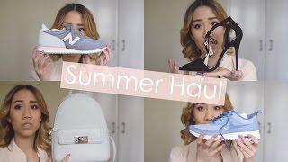 SUMMER HAUL ASOS, New Look, Topshop, Primark, Zara and more! | Grace Lee