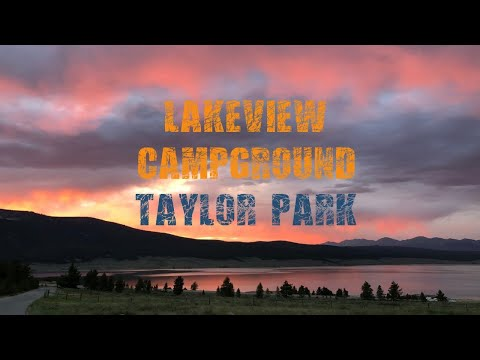 Lakeview Campground - Taylor Park