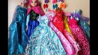 Платья для Барби!!!Aliexpress!!! Китай!!!