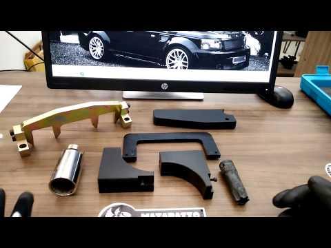 Kit Ferramentas de Sincronismo Mercedes-Benz CGi C180 C200 1.8 16v