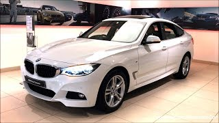 BMW 3 Series Gran Turismo 330i M Sport 2018 | Real-life review