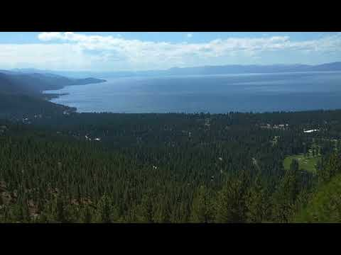 Lake Tahoe from the North