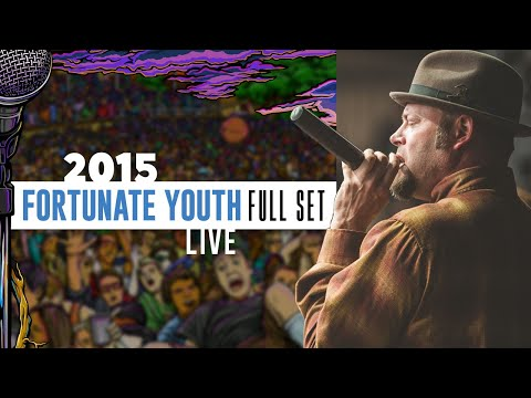 Fortunate Youth  Full Show  California Roots VI
