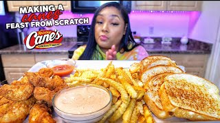 HOW TO MAKE A CAΝES FEAST   FULL RECIPE INCLUDED + MUKBANG