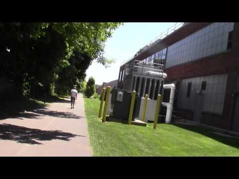 Marblehead Rail Trail Part 1. The Salem Bike Path Salem MA.