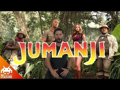 Why Millennials Refuse to See Jumanji (2017)
