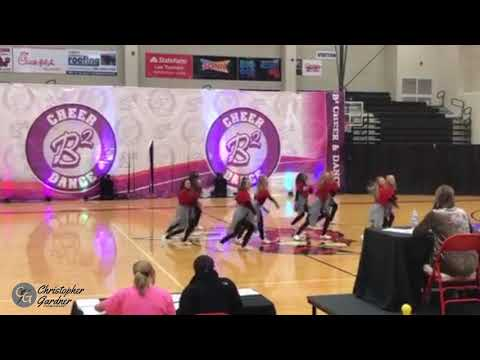 Cabot Junior High South   2018 Competition Hip-Hop [Best of the Best]