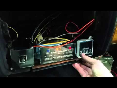 1981 Cadillac 8-6-4 engine test - YouTube