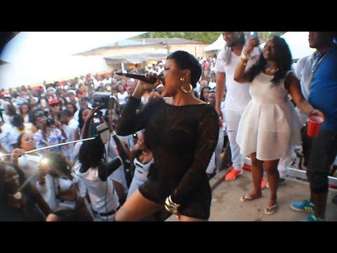 LifeAsTatiana Vlog #29   Cause We Feeling RICH!! White Christmas Party feat. ISHAWNA! (JAMAICA VLOG)