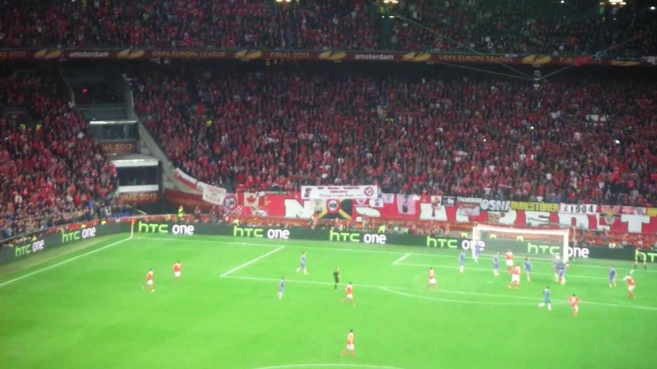 "claque benfica supporters ""tudo a saltar"" amsterdam 2013"