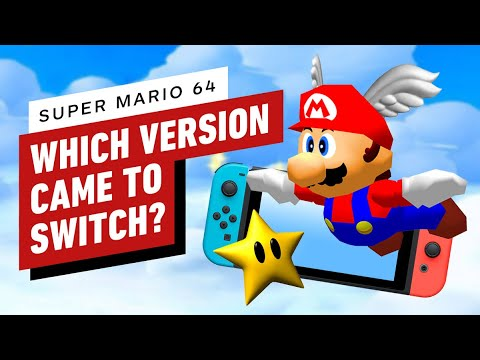 Super Mario 3D All-Stars: Mario 64 Speedruns Won't Be Nearly As Fast