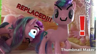 STARLIGHT GETS REPLACED!! G4.5 Starlight Glimmer Toy Review