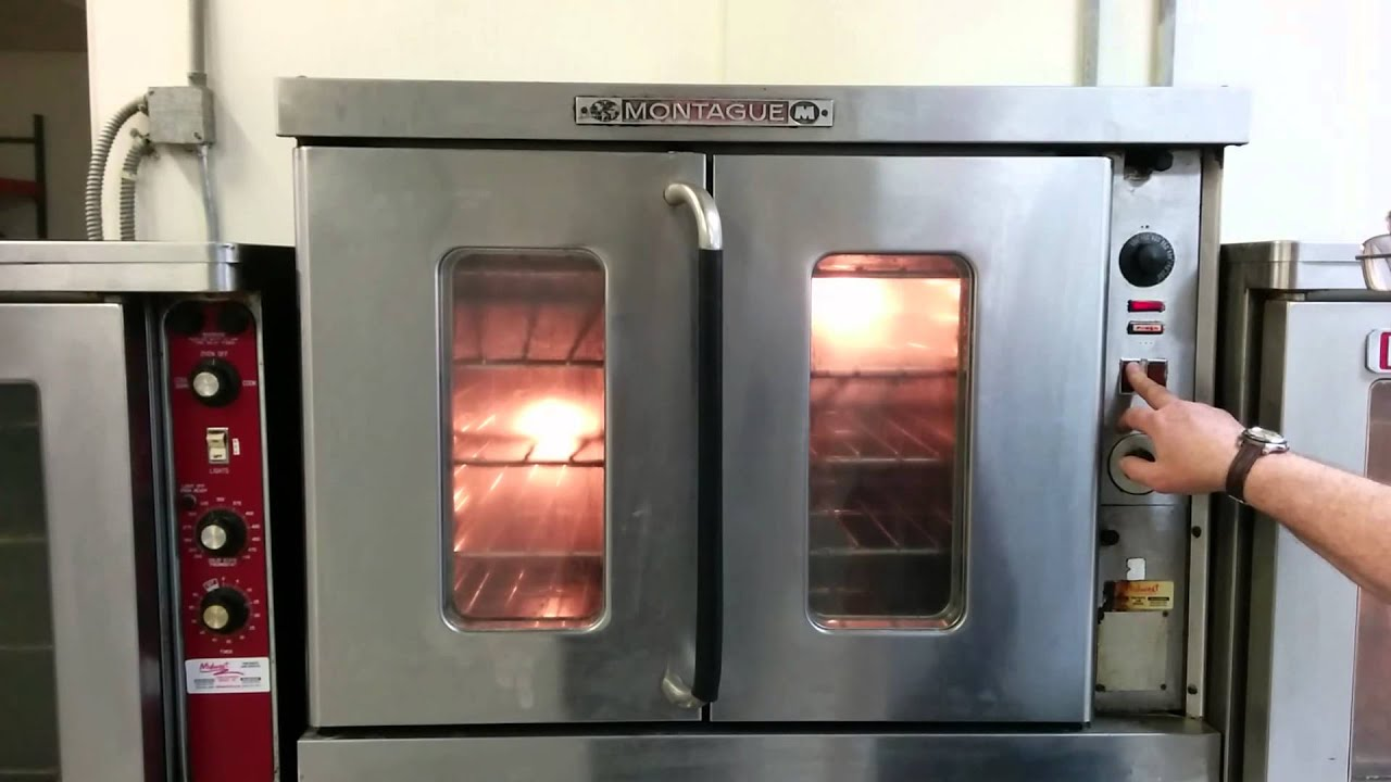 Kitchen Ovens Commercial Floor Mats 4 Blodgett And 2 Montague Electric Convection ...