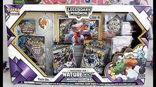 Opening A Forces of Nature Premium Collection Box!!
