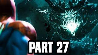 MR. NEGATIVE BOSS FIGHT! SPIDER-MAN PS4 Gameplay Walkthrough Part 27 (PS4 PRO Spiderman Gameplay)