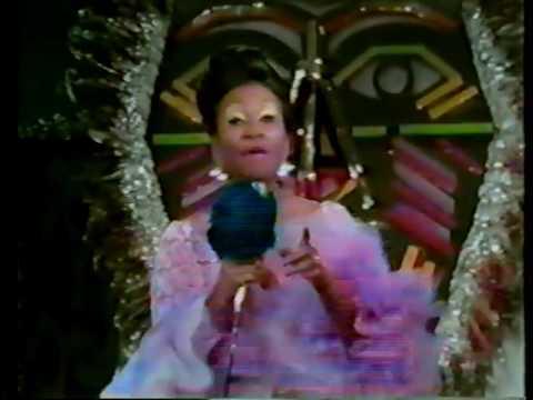 Celia Cruz  presentacion en vivo en la television de puerto rico 1978