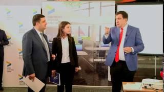 Гройсман мог послушать Саакашвили и уволить Насирова еще летом