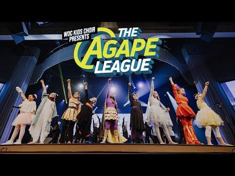 WOC Kids Choir Presents: The Agape League