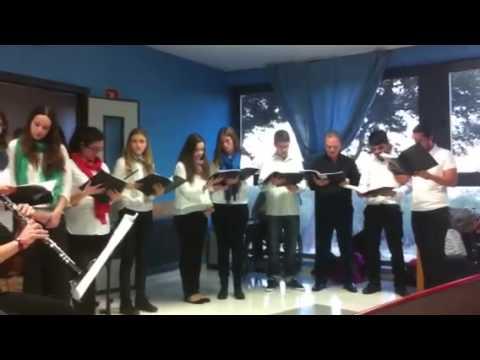 Coro del Conservatorio de Benidorm