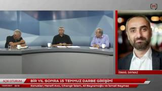 Açık Oturum (96): Hanefi Avcı, Cihangir İslam, Ali Bayramoğlu & İsmail Saymaz