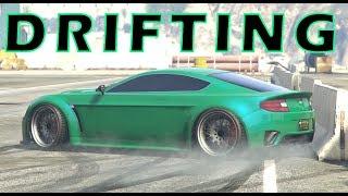 GTA 5 DRIFTING ONLINE DRIFT CAR MEET