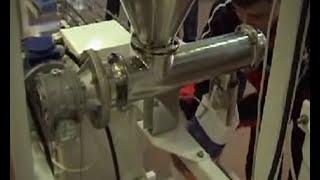 Линия упаковки муки и других пылящих продуктов.(, 2012-11-14T09:16:16.000Z)