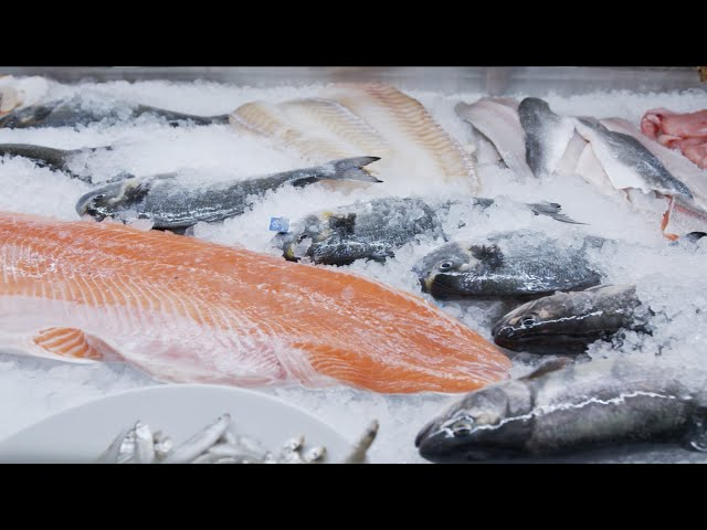 Goldfisch - Fischladen & Bistro - Werbung