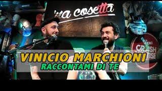 Vinicio Marchioni intervistato da Alessandro Pieravanti a Raccontami di Te