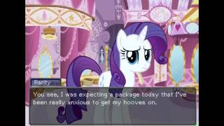Phoenix Wright / My Little Pony FIM - Turnabout Storm [Part 3/4]- Phoenix