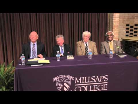 Journalism and Social Change Forum at Millsaps College