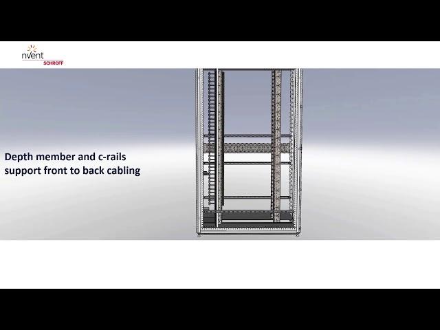 nVent SCHROFF – Varistar 4 Datacom