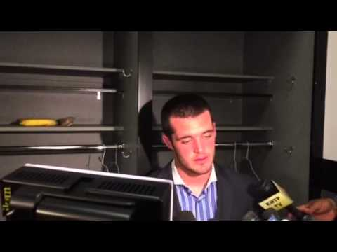 Derek Carr Post Game Interview Raiders v Cardinals #AZvOAK