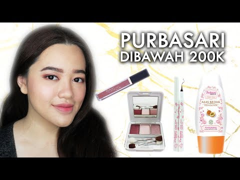one-brand-tutorial-:-purbasari- -all-products-under-200k
